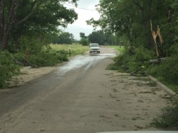 Pipeline Road Cleared.