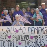 Terrific Tuesdays Will Raise Funds Through 'A Walk to Remember' on October 3