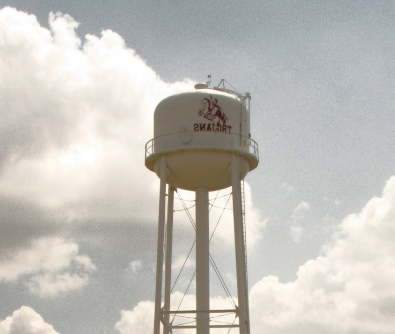 cumby water tower