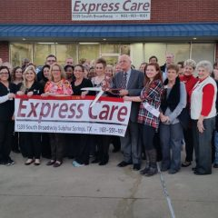 Memorial Hospital's Express Care Opens for Business Tuesday