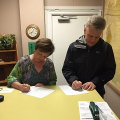 Prickette, Toliver Seek Re-election to SSISD Board