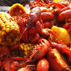 Rotary Club's 5th Annual Crawfish Boil Set for April 28 on Celebration Plaza