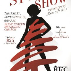Lights of Life Style Show: Dinner & Fashions by Lou Nell's