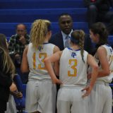 Lady Cats Open Edgewood Tournament with 71-9 Win over Quitman
