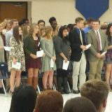 NHS Induction Ceremony Held At SSHS