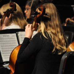 SSMS Orchestra Christmas Concert Showcased Strings