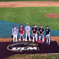 Six SSHS Baseball Players at Two College Showcase Events This Weekend
