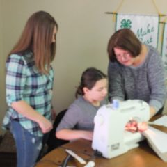 Sign up for the Spring Break Sewing Workshop