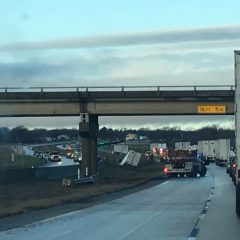 Expect Delays on I-30 Westbound at Mile Marker 118