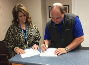 Vaughn, Cody File for Re-election to SSISD Board