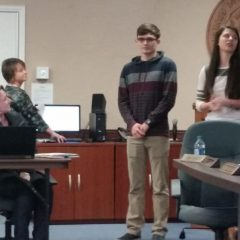 Career and Technology Education at SSHS Recognized During February Board Meeting