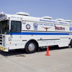 Local EMS Willing to Accept Ambulance Bus from State