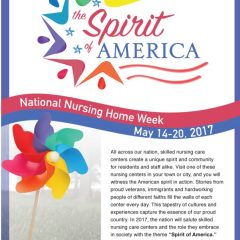 National Nursing Home Week Unites Residents, Staff and Volunteers at Carriage House Manor