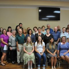 Sulphur Springs Rotary Club Scholarship and Grant Recipients
