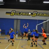LadyCat Volleyball Camp Moved to Middle School Gym