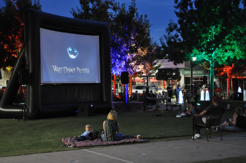 Movie on the Square7