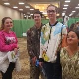Saltillo Students Visit LEAP Youth Career Expo