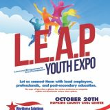 LEAP Youth Expo Provides Students With Career Information