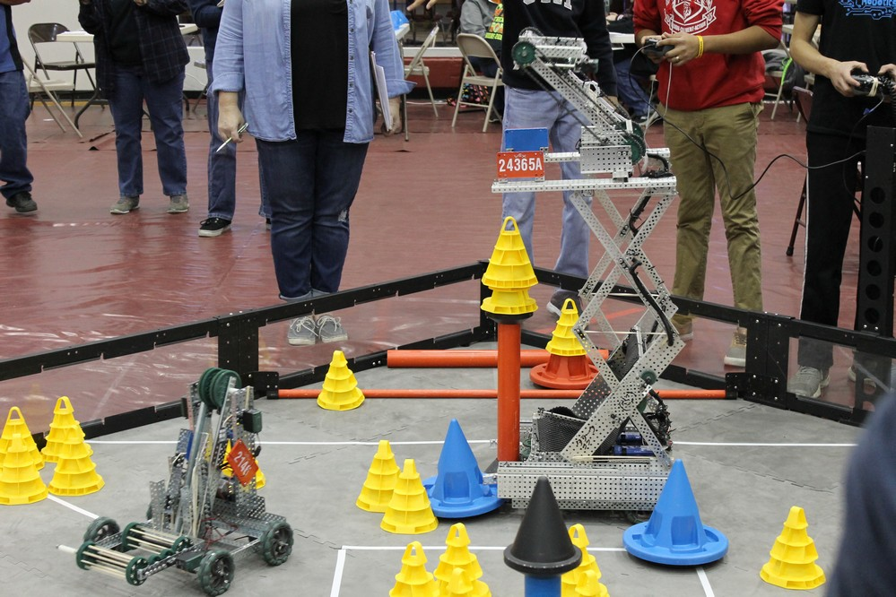 Cumby HS VEX Robotics Competition: RESULTS - Ksst Radio