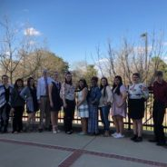 North Hopkins One Act Play Competes at Bi-District