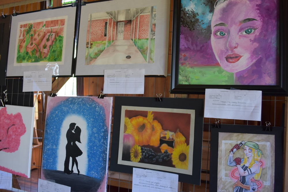 Heritage Park Youth Art Show 7