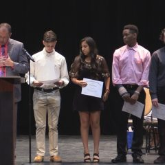 Video Presentation: SSHS Honors and Awards Program 2018