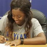 Taylor Signs Letter of Intent to Become Student/Athlete at Wayland University