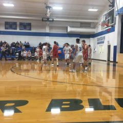 NH Panthers Defeat Sulphur Bluff bears