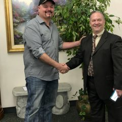 Local Performer Don Woods Jr. Signs Recording Contract with Sony Records