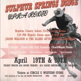 UPRA Spring Rodeo Coming to Town April 19, 20
