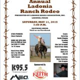 Ladonia Ranch Rodeo, May 11, 2019