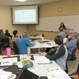 PJC hosts workshop for college, university biology instructors