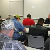 Training Truckers at PJC