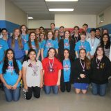 Saltillo Students Earn 30 FCSA Medals At State FCCLA Leadership Conference