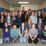 Saltillo High School Earns First Place Honors At District Academic UIL Contest