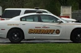 Wood County Sheriff's Report For Nov. 18-23, 2020