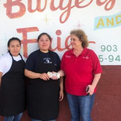 Meal A Day Benefits From Burgers and Fries Donation