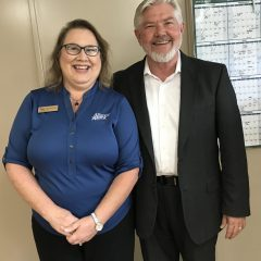 Beverley, Bill Owens To Co-Chair Hopkins County United Way 2019-20 Campaign