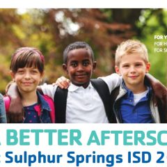 Discount Offered For Early Registration In YMCA After School Program At SSISD