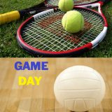 Volleyball And Team Tennis Are On Tuesday Game Day
