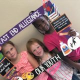 Sunday's 'Ready Roundup' Was a Successful Event by East End Allegiance:Our Youth Volunteers