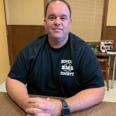 Meet Brent Smith, Hopkins County EMS Director