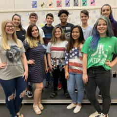 11 SSHS Choir Students Advance To Pre-Area Contest