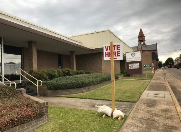 Early Voting In Party Primary Runoff Elections Wraps Up Friday, July 10