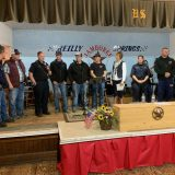 Volunteer Firefighters Recognized at Reilly Springs Jamboree on November 16