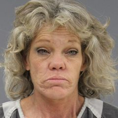 Arlington Woman Arrested On Controlled Substance Charge After Crashing Truck