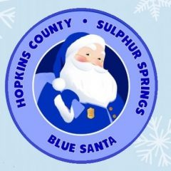 Toys Still Being Accepted For Blue Santa Program