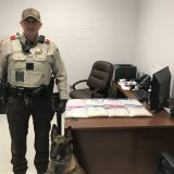 Sheriff: 8 Kilograms Of Methamphetamine Found During I-30 Traffic Stop In Brashear