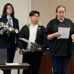 Several SSHS Students Advancing To State In CTO Competitions