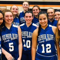 Sulphur Bluff Lady Bears Basketball Team Earns First Regional Quarterfinal Berth in 16 Years Friday